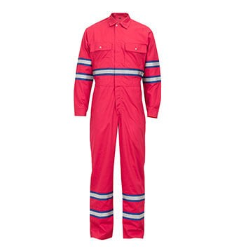 Aramid Flame Resistant Coverall
