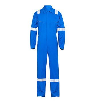 Fire Retardant Offshore Coverall