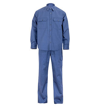 Flame Retardant Workwear Uniform
