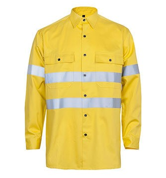 Fire Retardant Reflective Work Shirt