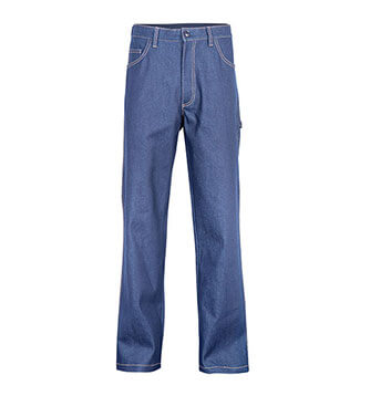 Fire Retardant Denim Fashion Workwear Pants