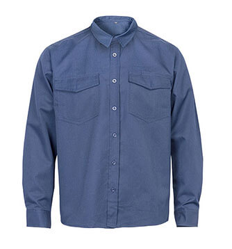 Flame retardant Long Sleeve Shirt