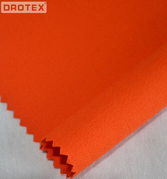 260gsm 100% Cotton THPCTreated FR Anti-static Fabric